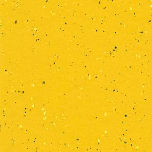 Натуральный линолеум Lino Art Star LPX 144-001 lemon yellow