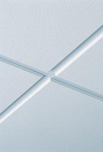 Металлические подвесные потолки армстронг